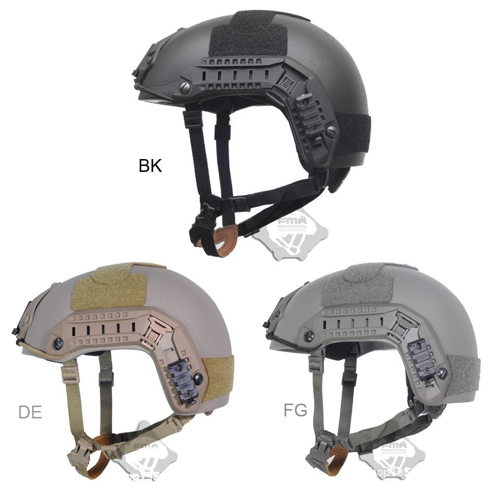 FMA LVL IIIA Ballistic KEVLAR Aramid Fiber Maritime Helmet OPS TYPE DE/BK/FG maritime safety