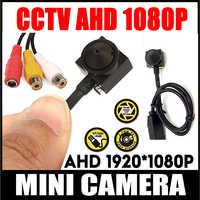 Домашняя безопасность HD Supe маленький 720P 2,0 M 1080P комплект CCTV цветная мини-камера высокой четкости система самая маленькая камера наблюдения ...