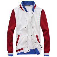 2016 HCXY brand fashion Sweatshirts men hit the color of autumn and winter coat jacket men and cashmere man cardigan Sweatshirts
