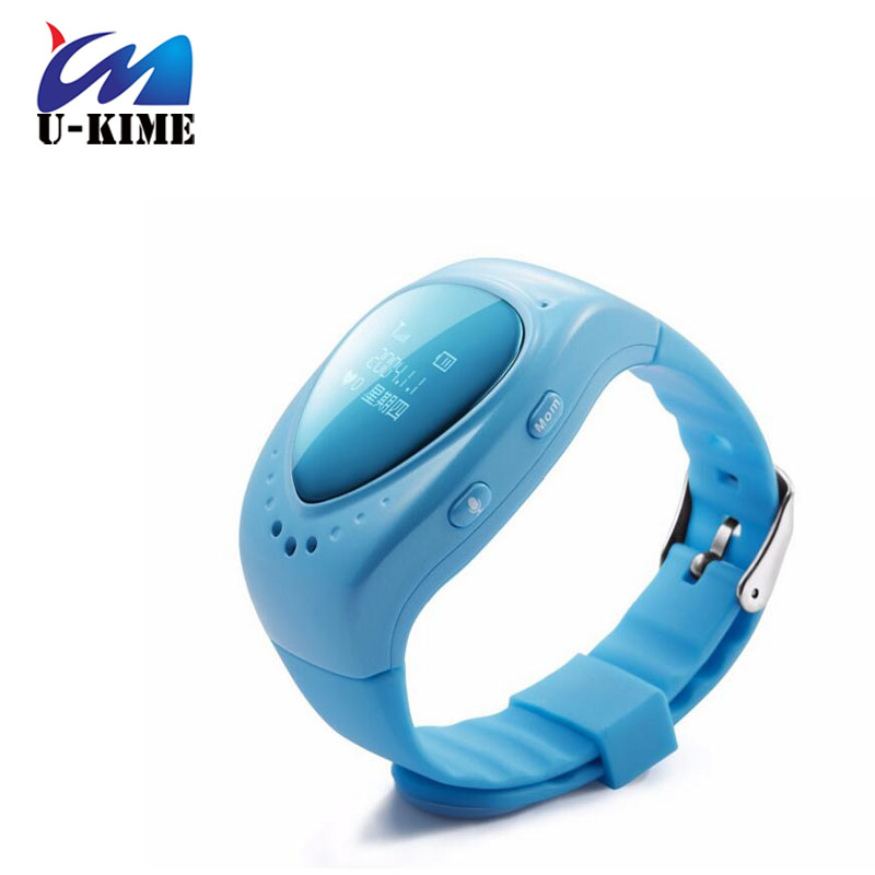 New A6 children call positioning smart watches, fashion cute pink blue two-color GPS anti-lost smart phone watch. wireless service call bell system popular in restaurant ce passed 433 92mhz full equipment watch pager 1 watch 7 call button