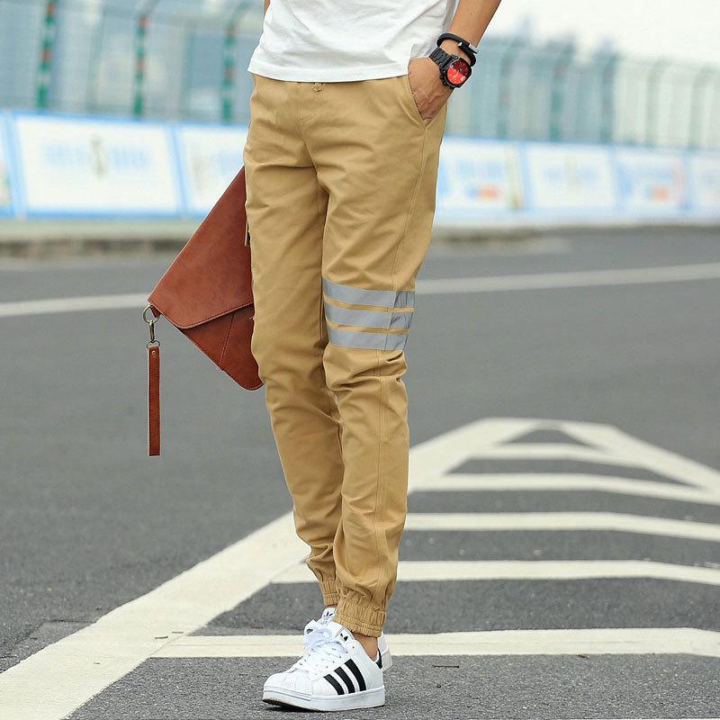 Aliexpress.com : Buy Khaki Joggers New Arrival: Fashion Casual Slim Mens  Khaki Pants Chinos Sports Track Jogging Pants Men Joggers Cotton Sweat Pants  from ... - Aliexpress.com : Buy Khaki Joggers New Arrival: Fashion Casual