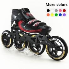 Speedskates sts скоростному бегу ps колесиками inline роликовых коньках роликовые коньки
