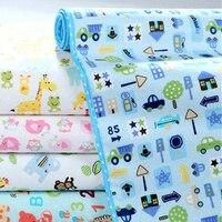 [Mumsbest] 3 слоя детские бамбуковые пеленальные подушечки для новорожденных Детские пеленальные подушечки для детской кровати непромокаемый П...