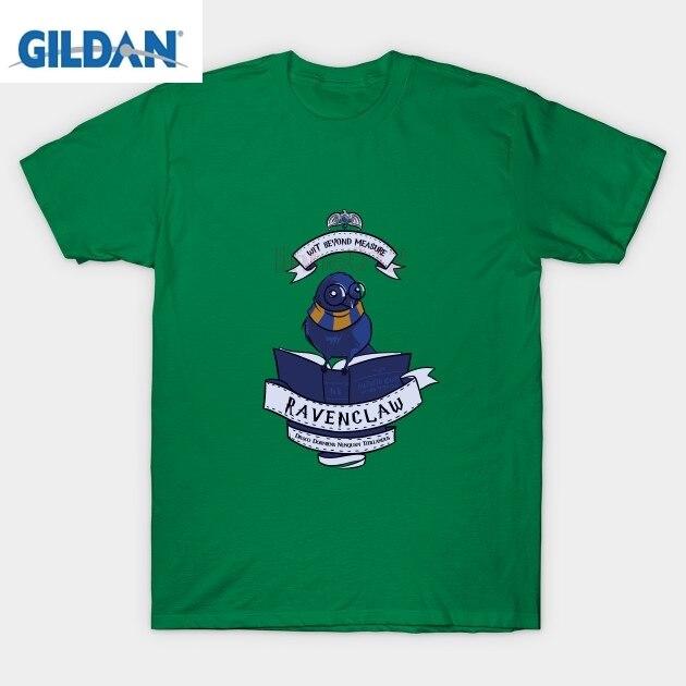 Harry t shirt WT Ravenclaw T-Shirt potter shirt