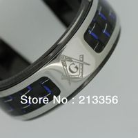Free Shipping Buy Cheap Price Discount Jewel USA HOT Selling 8MM Men&Womens Black 316 Stainless Steel Two Tone Wedding Rings
