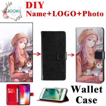 JOOKI ZE620KL ZS620KL Personalised Custom PU Wallet Leather Photo Case Phone Cover For ASUS ZenFone 5 ZenFone 5Z