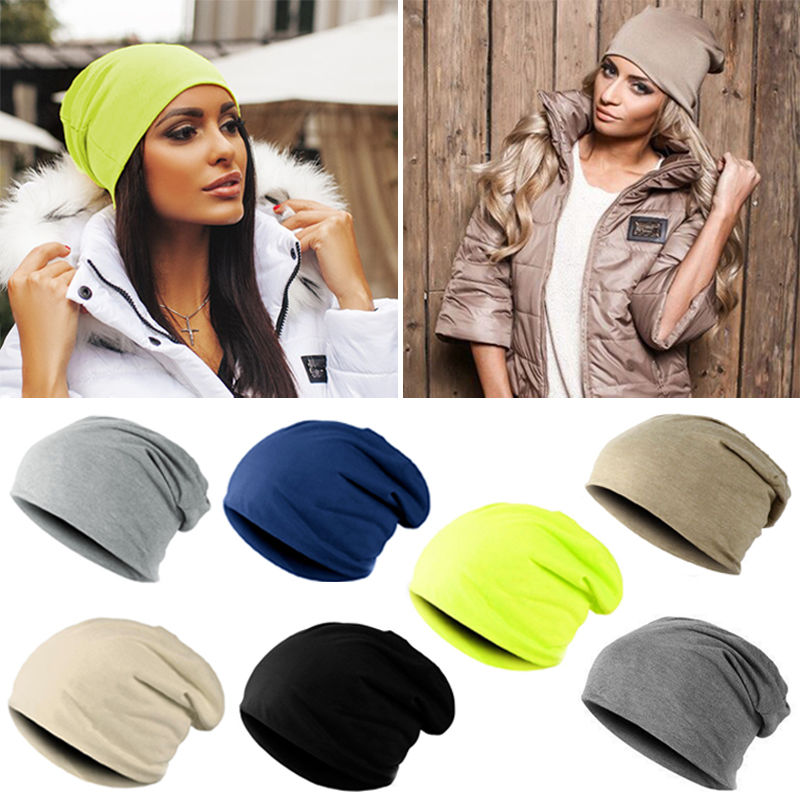 beb619cafa090 ᑐ New! Perfect quality beanie hat winter warm oversized ski cap and ...