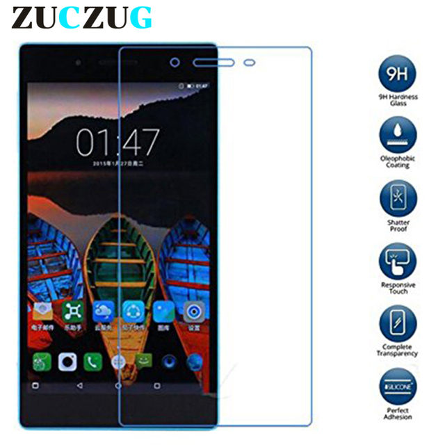 9h 8 Inch Tablet Tempered Glass For Lenovo Tab 3 8 Plus P8 Tb 8703f