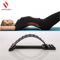 Multi Level Back Stretching Plus Waist Relax Mate Back Massage Magic Stretcher Fitness Equipment
