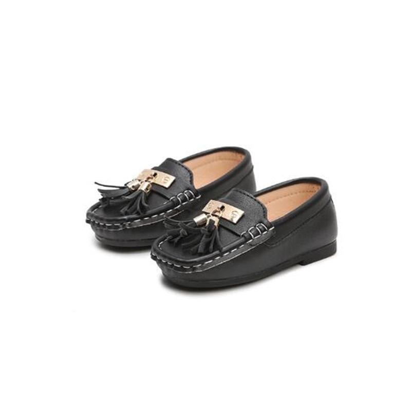 ... Baby Girls Leather Shoes Princess Bowtie Kids Loafers Fringe Platform  Toddler Wedding Moccasins Shoes. US  8.88. (1). 2 orders. New Boys Girls  Tassels ... 212b4a13ff35