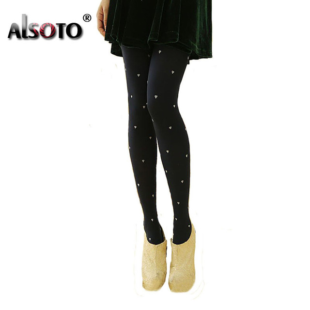 Sexy Women Tights Slim Was Thin Pantyhose Soft and Warm for Winter High Elastic Collant Fashion Casual Medias