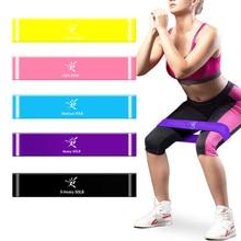 цена Resistance Loop Bands Elastic Band Equipment Gum for Fitness Training,Pull Rope Rubber Bands Sports Yoga Exercise Gym Expander онлайн в 2017 году