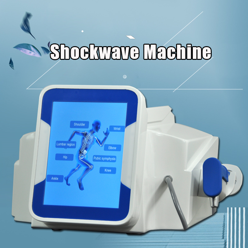 2018 New Shock Wave Machine Physiotherapy Shockwave Therapy Extracorporeal Neck Shoulder Pain Relief Massage For Arthritis