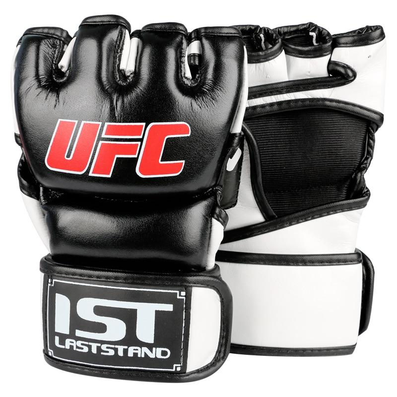 Profectional In Microfibra Guanti MMA Sparring Pugno di Ultimate Mitts Sanda Combattimento sacchetto di Sabbia di Formazione Attrezzature di Coppia per Gli Uomini Adulti