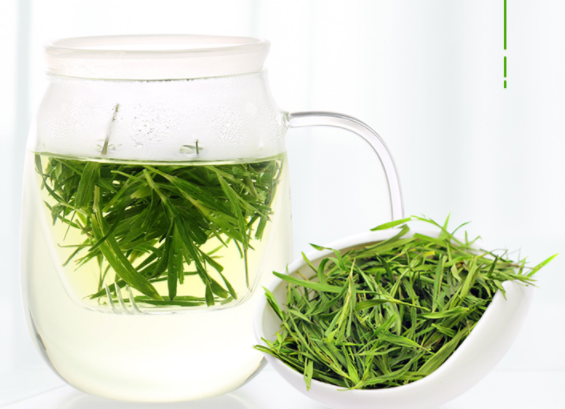 竹叶茶 2