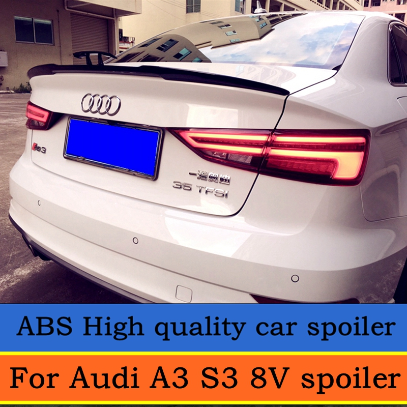 Cheap Product Audi S3 Rear Spoiler In Shopping World