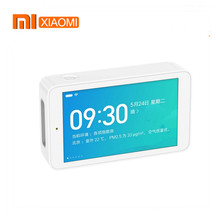 Original Xiaomi Mijia Air Detector High precision Sensing 3.97 inch touchscreen USB Interface humidity sensor PM2.5 tester CO2a