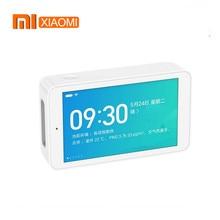 Оригинальный Xiaomi Mijia Air Detector высокоточный датчик 3,97 дюймов сенсорный экран USB интерфейс датчик влажности PM2.5 тестер CO2a