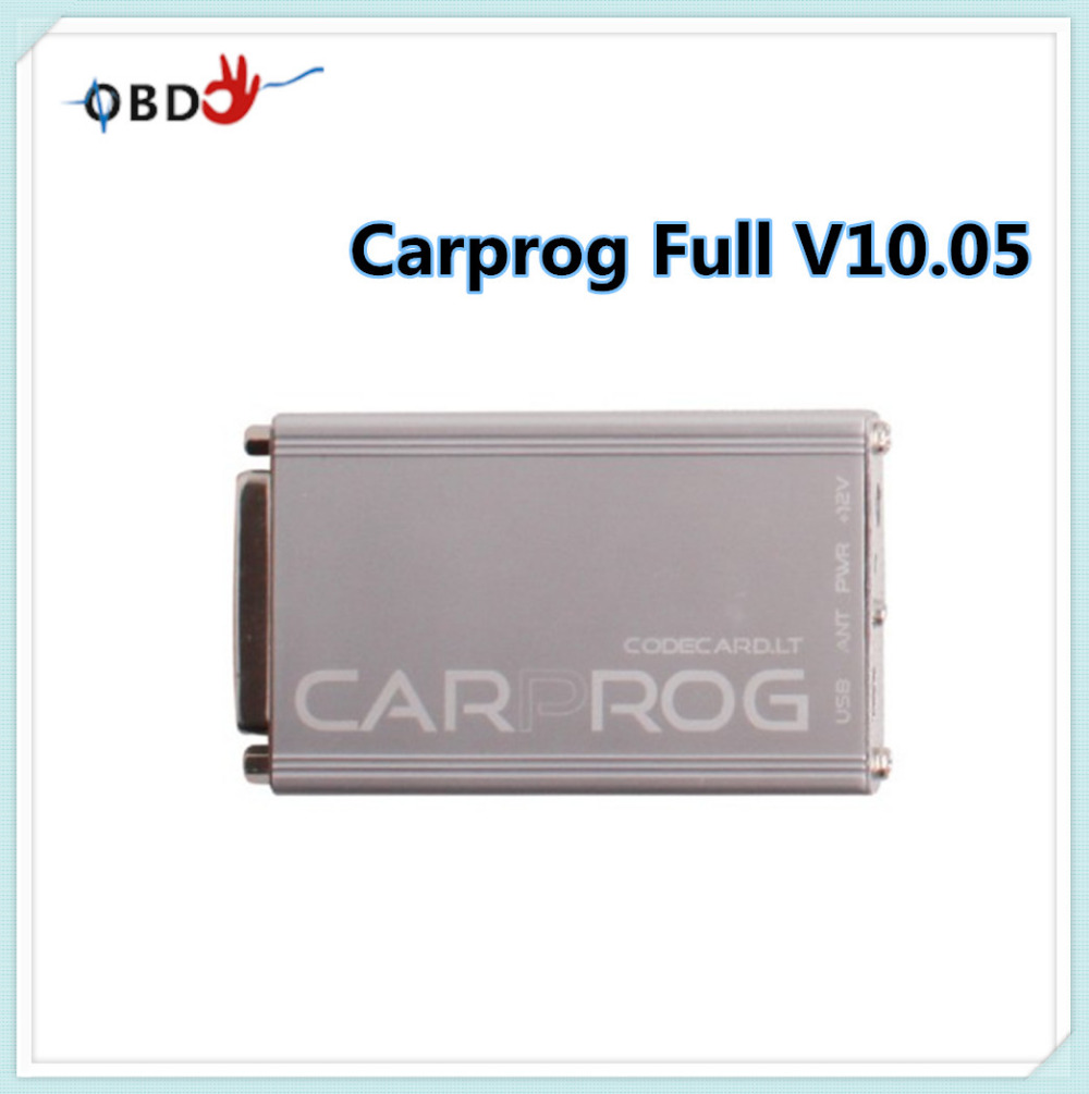 2017 Carprog Full V10 05 with 21 Adapters: Airbag reset best