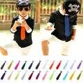 Мальчик галстук школьный мальчик свадьба галстук шеи галстук упругого тела цвет пятен D B066