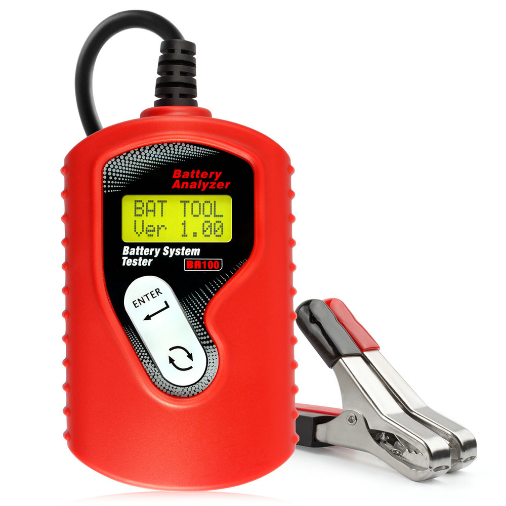 Prix pour Pas cher 12 V De Voiture Véhicule Batterie Analyseur Testeur Ancel BA100 Livraison Gratuite