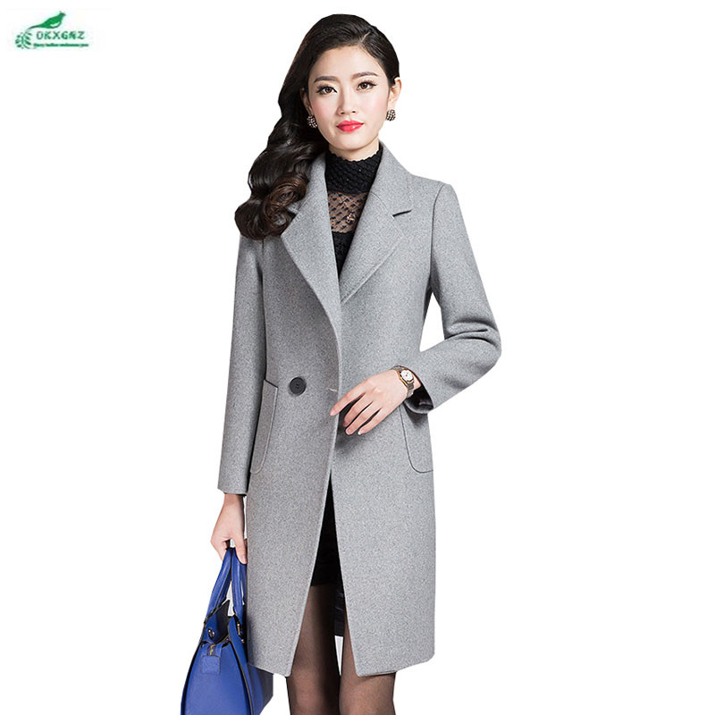 Online Buy Wholesale full length cashmere coat from China full ...