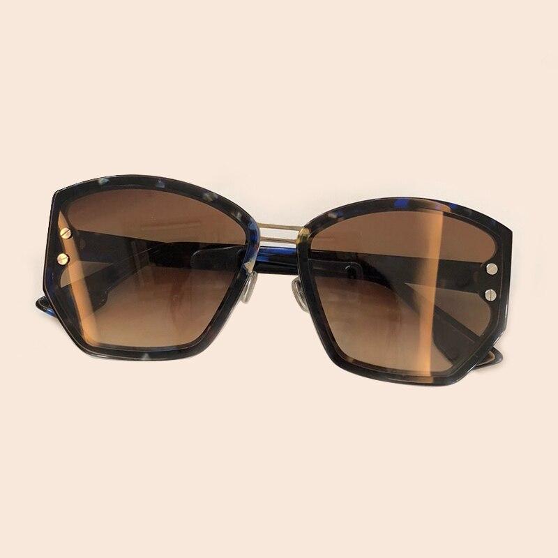 Square Sunglasses Women 2019 Brand Designer Acetate Frame Sun Glasses Fashion Female Gradient Shades Oculos UV400