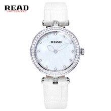 READ Fashion leather strap quartz watch ladies watch women watches R6060