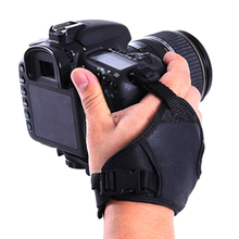 1pc Hand Grip Camera Strap PU Leather Hand Strap For Camera Camera Photography Accessories