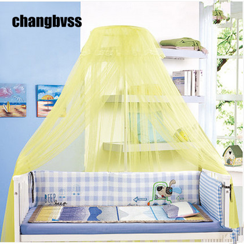 Baby Crib Infant Bed Mosquito Net,Big Size Palace Baby Mosquito Net,Get Bracket, Easy Clean,Dust Anti-mosquito,Crib Mosquito Net цена