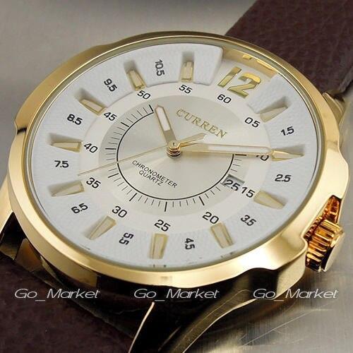 Men Business Waterproof Casual Wrist Watch 3