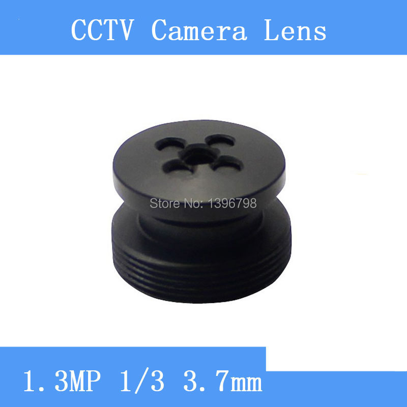 PU`Aimetis Infrared HD 1.3MP surveillance camera black button-shaped pinhole lens 3.7mm M12 thread CCTV lens surveillance infrared camera hd 2mp pinhole lens 1 2 7 3 7mm m12 thread cctv lens