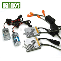 Auto HID Conversion Kit 12V 55W H1 H3 H7 Lamp AC Ballast Car Headlight Bulb Kits