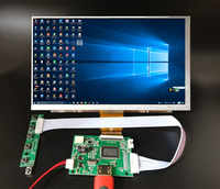 9.0 inch 1024*600 Orange Pi PC Banana Pi M3/Pro LCD Display Screen TFT LCD Monitor + Kit HDMI Driver Board