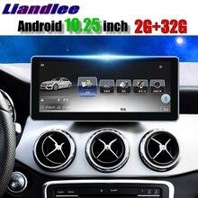 For Mercedes Benz MB B Class W246 2012~2018 Liandlee 2G RAM Car Multimedia Player CarPlay Adapter NAVI Radio WIFI GPS Navigation