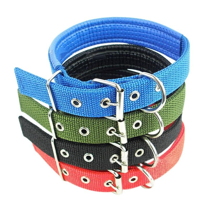 Nylon Dog Leashes 4 Colors Pet Walking Training Leash Cats Dogs Harness Collar Lead Strap Belt