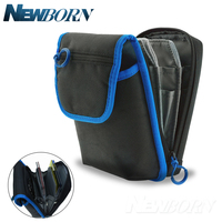 New Camera Lens Filter Case Belt Pouch for 40.5mm 105mm Round or Square Filters and Filter Holder 100*150MM Filter Bag