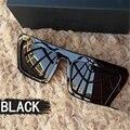 Hot Vintage para hombre gafas de sol para hombre diseñador de la marca gafas de sol hombres de gafas hombre gafas de sol anteojos