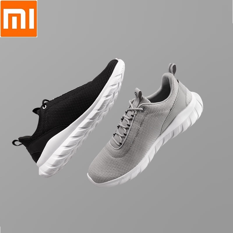 Xiaomi FREETIE city lightweight shoes Mesh upper Breathable comfort EVA sole Sports leisure Sneaker for men
