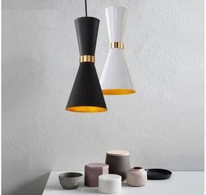Image 1 - Moderna Lampada a sospensione interna In Alluminio Luci del Bagno di Luce Lampada A Sospensione A Led Sala da pranzo Lampada Da Comodino luce del pendente