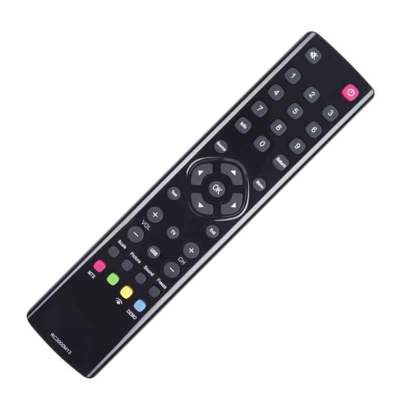 Control remoto botones para TCL RM-L1018 RC3000E02 RC3000M13 RC3000N02 RC3000M11 TV LCD LED