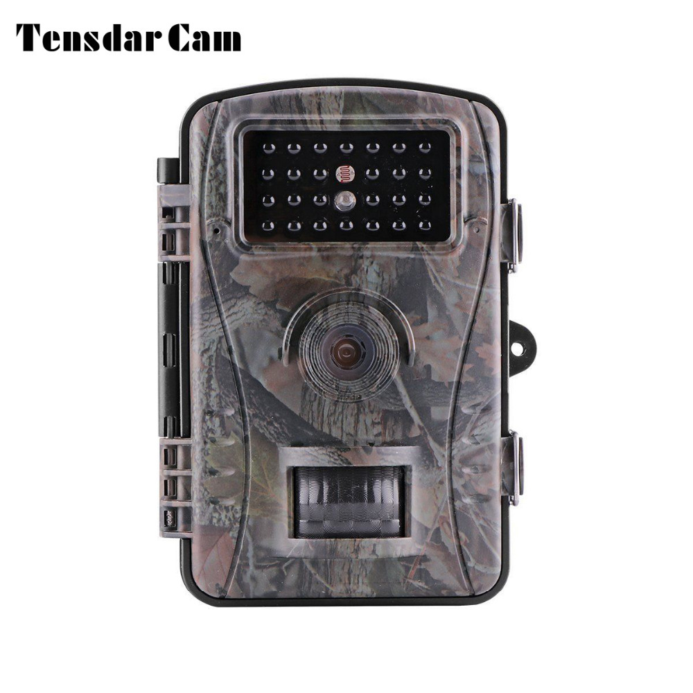 Tensdarcam Hunting camera 720P 940NM Infrared Motion Detection Trail Cameras Trap Hunter Scounting Wildlife CameraTensdarcam Hunting camera 720P 940NM Infrared Motion Detection Trail Cameras Trap Hunter Scounting Wildlife Camera