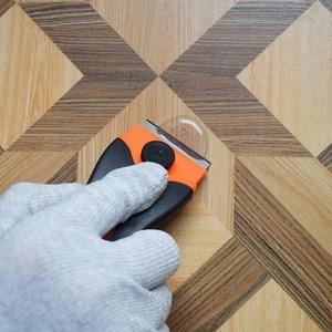 Image 5 - Cuchillas de Metal de repuesto para pegamento, película adhesiva, pintura de cerámica, horno, estufa, casa, coche, limpieza de suelo, K05, 10 Uds., 1 ud., oferta