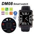 DM08 Bluetooth Smart Watch IPS Screen Waterproof 1.5M Camera Business Smartwatch For Apple Android Phone PK U8 GT08 DZ09 U8 GV08