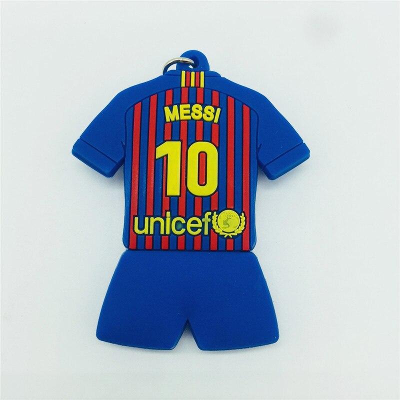 new styles 351cb 23e13 US $0.79  Soccerwe 2019 Season Soccer Star United Pogba Ronaldo Messi  Mohamed Salah Jersey Kit Doll Accessories Birthday Christmas Gift-in Dolls  from ...