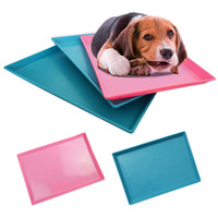 Hot Selling Portable Dog Pet Toilet Tray Cat Puppy Toilet Litter Tray Durable Pee Potty Toilet