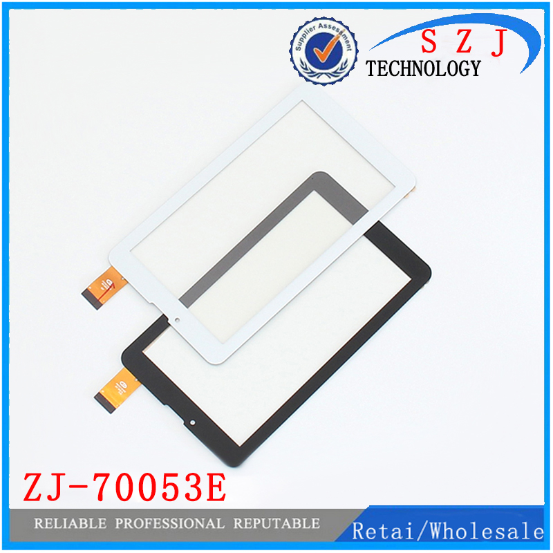 New 7 Inch Touch Screen Digitizer Panel ZJ-70053E FM707101KD for Tablet PC Gensor Replacement Assembly Free Shipping 10pcs/lot new 10 1 inch tablet pc for nokia lumia 2520 lcd display panel screen touch digitizer glass screen assembly part free shipping