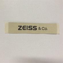 Custom Brand High Density Woven Label Clothing