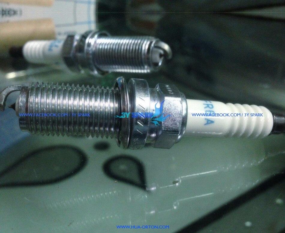 NGK IRIDIUM SPARK PLUGS for SUBARU IMPREZA WRX STI EJ257 EJ255 LEGACY 2.5L TURBO
