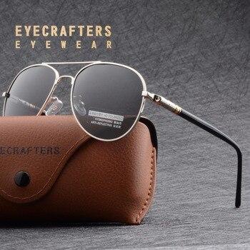 036e9f0e34 Gafas de sol polarizadas para hombre de marca clásica gafas de sol Polaroid para  hombre